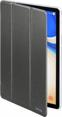 Чехол Hama Fold Clear, для Samsung Galaxy Tab S4, серый (00182400)