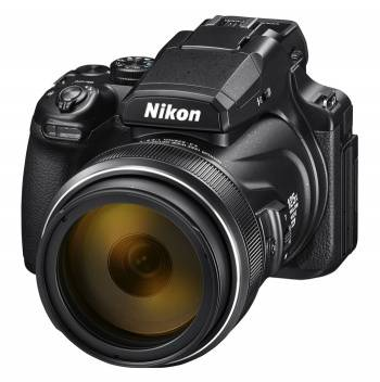 Фотоаппарат Nikon CoolPix P1000 черный (VQA060EA)