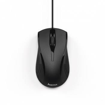 Мышь Hama MC-200 черный (00182602)