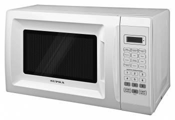 СВЧ-печь Supra 20SW18 белый (12689)