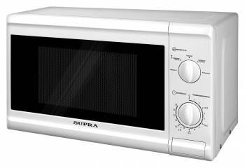 СВЧ-печь Supra 20MW06 белый (12687)