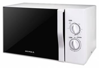 СВЧ-печь Supra 23MWG45 белый (12696)