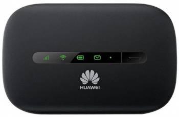 Модем 2G/3G Huawei e5330Bs-2 USB черный (51071DPH)