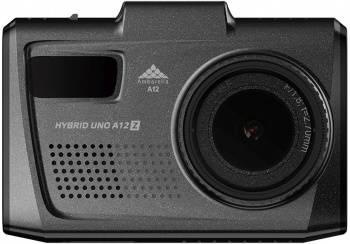 Видеорегистратор с антирадаром Silverstone F1 HYBRID UNO A12 Z черный (UNO-A12-Z)