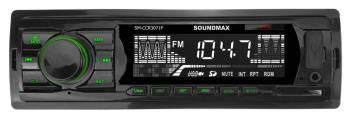 Автомагнитола Soundmax SM-CCR3071F (SM-CCR3071F(ЧЕРНЫЙ)\G)