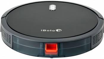 Робот-пылесос iBoto Aqua V715 черный