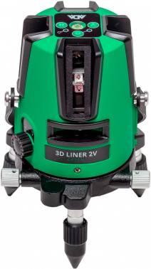 Лазерный нивелир Ada 3D Liner 2V (А00532)