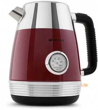 Чайник электрический Kitfort КТ-633-2 красный