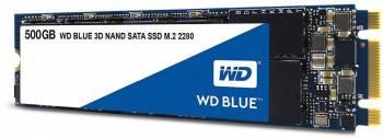 Накопитель SSD 500Gb WD Blue WDS500G2B0B SATA III