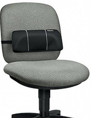 Поддерживающая подушка Fellowes Smart Suites Portable 80421 черный (FS-80421)
