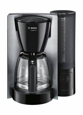 Кофеварка капельная Bosch TKA6A643 черный/нержавеющая сталь