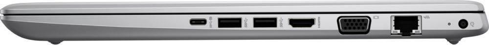 "Ноутбук 15.6"" HP ProBook 450 G5 серебристый (2XZ70ES) - фото 5"