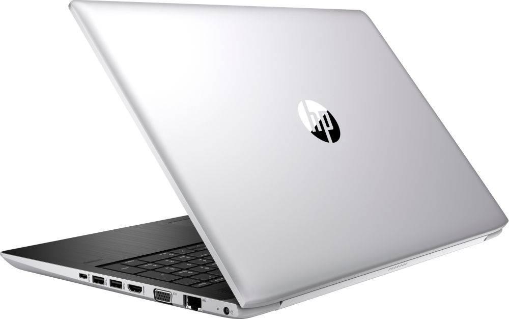 "Ноутбук 15.6"" HP ProBook 450 G5 серебристый (2XZ70ES) - фото 6"
