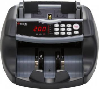 Счетчик банкнот Cassida 6650 UV/MG черный
