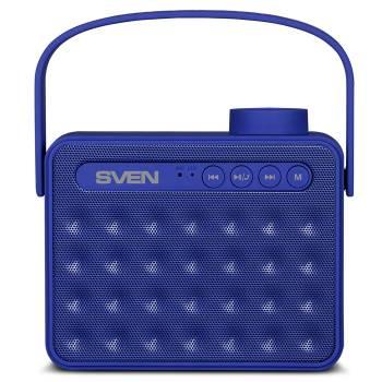 Колонка портативная Sven PS-72 синий