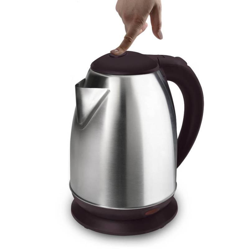 Чайник электрический Polaris PWK 1772CA бордовый - фото 3