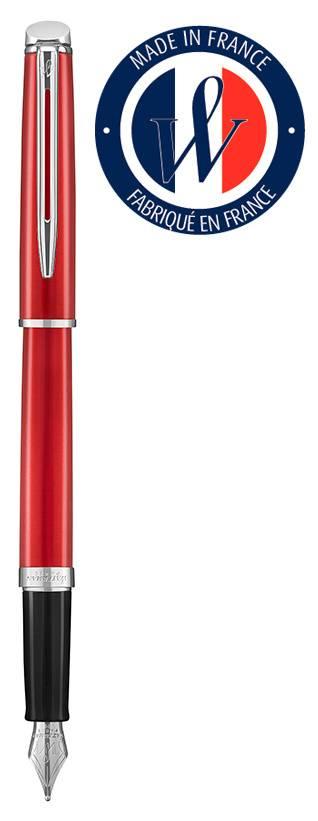 Ручка перьевая Waterman Hemisphere Red Comet CT (2043212) - фото 1
