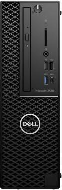Рабочая станция Dell Precision 3430 черный (3430-5734)