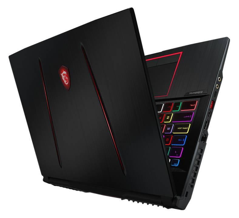 "Ноутбук 17.3"" MSI GE75 Raider 8RF-035RU черный (9S7-17E112-035) - фото 3"