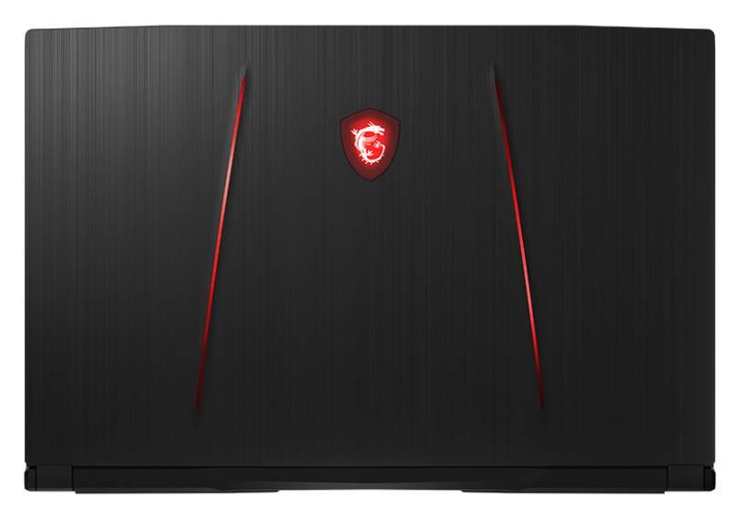 "Ноутбук 17.3"" MSI GE75 Raider 8RF-035RU черный (9S7-17E112-035) - фото 5"