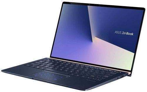 """Ультрабук 14"""" Asus Zenbook UX433FA-A5093T темно-синий (90NB0JR1-M01380) - фото 3"""