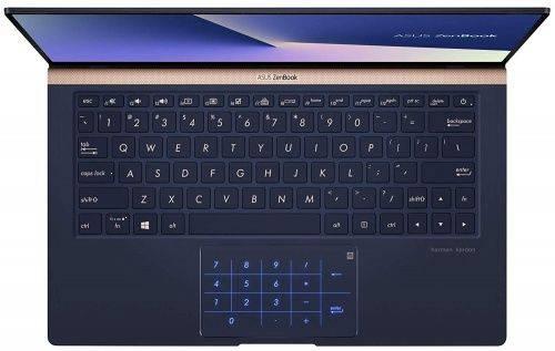 """Ультрабук 14"""" Asus Zenbook UX433FA-A5093T темно-синий (90NB0JR1-M01380) - фото 4"""