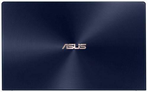 """Ультрабук 14"""" Asus Zenbook UX433FA-A5093T темно-синий (90NB0JR1-M01380) - фото 7"""