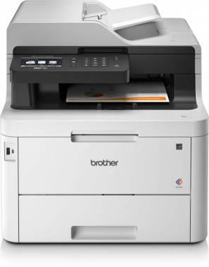 МФУ Brother MFC-L3770CDW белый/черный (MFCL3770CDWR1)
