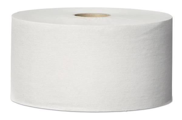 Бумага туалетная Tork профессиональная Universal 1-но слойная 525м белый (в уп.:6рул.) (120195) - фото 1