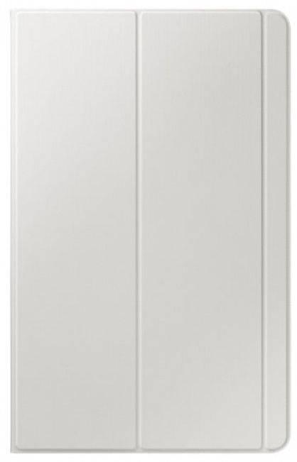 "Чехол Samsung Book Cover, для Samsung Galaxy Tab A 10.5"", серый (EF-BT590PJEGRU) - фото 1"