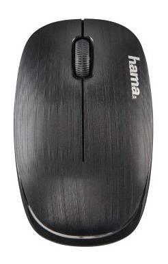 Мышь Hama MW-110 черный (00182618) - фото 2