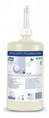 Мыло жидкое Tork Premium S1 1л без отдушки (420810)