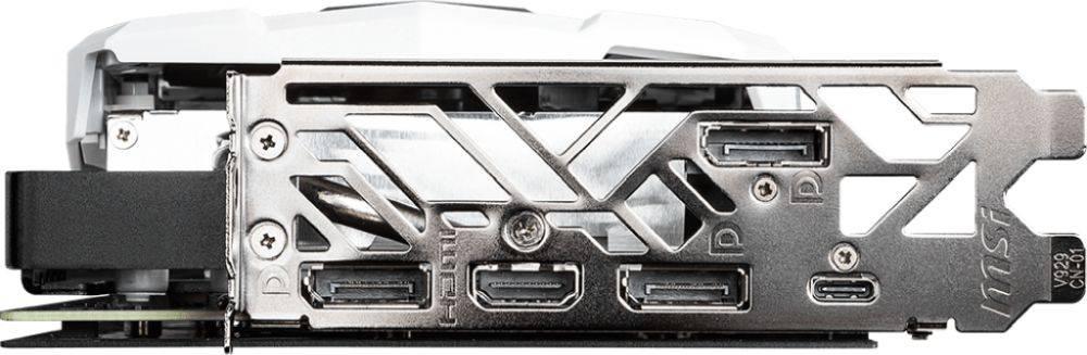 Видеокарта MSI RTX 2070 ARMOR 8G 8192 МБ - фото 4