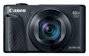 Фотоаппарат Canon PowerShot SX740HS черный (2955C002)