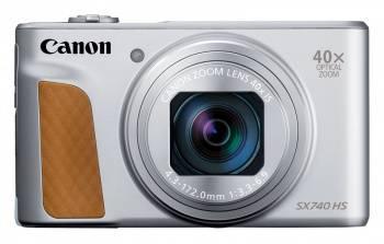 Фотоаппарат Canon PowerShot SX740HS серебристый (2956C002)