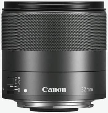 Объектив Canon EF-M STM 32mm f/1.4 (2439C005)