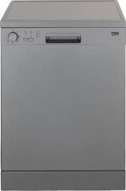 Посудомоечная машина Beko DFN05W13S серебристый