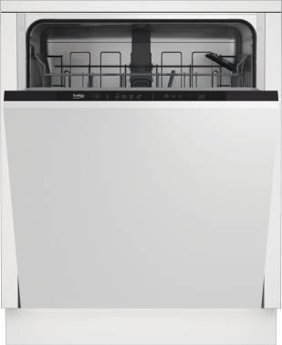 Посудомоечная машина Beko DIN14W13 белый