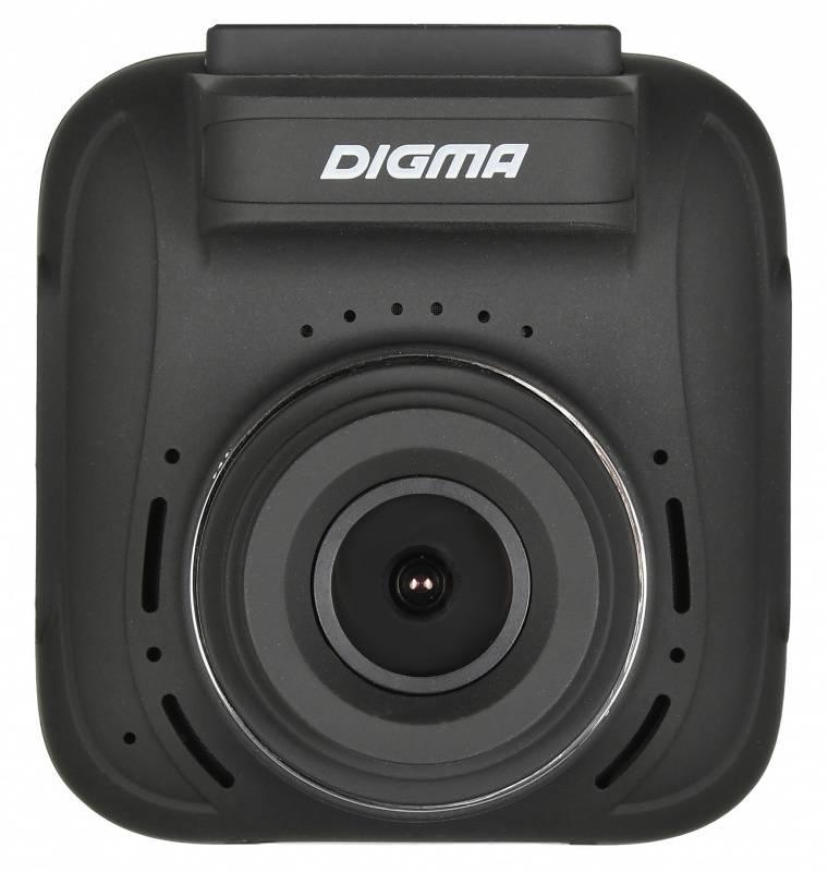 Видеорегистратор Digma FreeDrive 610 GPS Speedcams (FD610GS) - фото 1