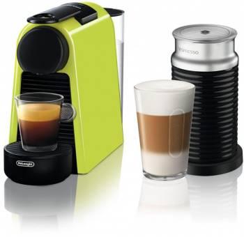 Кофемашина Delonghi Nespresso EN85.LAE лайм/черный (132191668)
