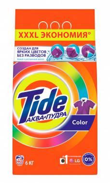 Порошок для стирки Tide Color автомат 6кг (81722960)