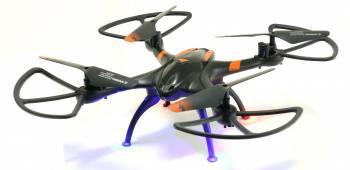 Квадрокоптер AOSENMA X-Drone FPV черный
