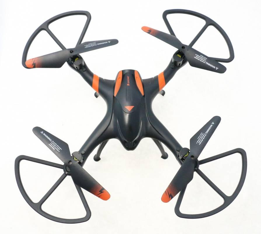 Квадрокоптер AOSENMA X-Drone FPV черный - фото 4