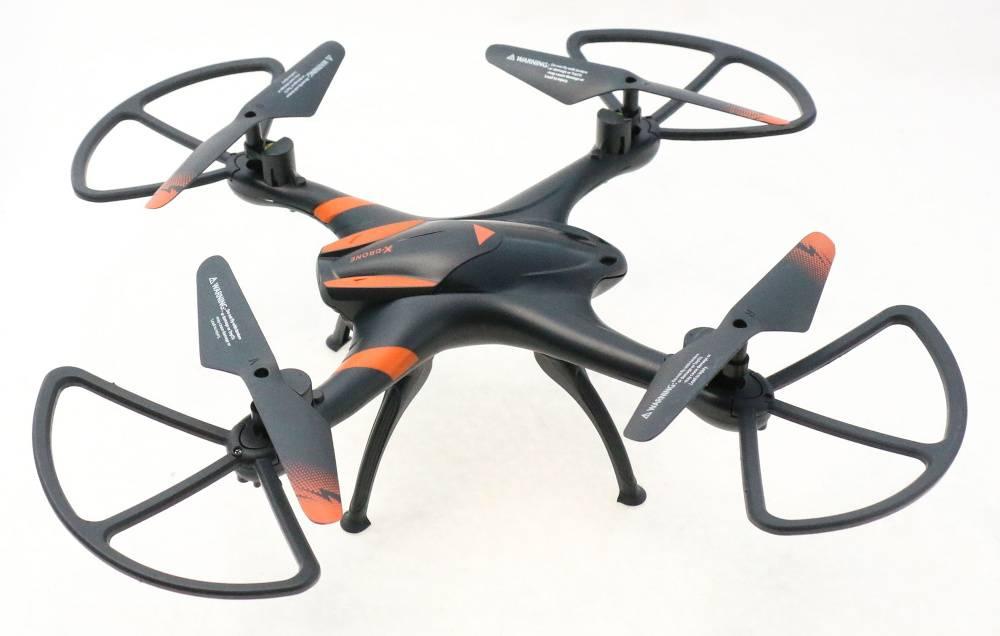 Квадрокоптер AOSENMA X-Drone FPV черный - фото 5