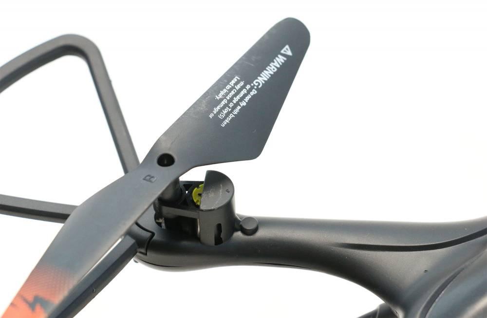Квадрокоптер AOSENMA X-Drone FPV черный - фото 7