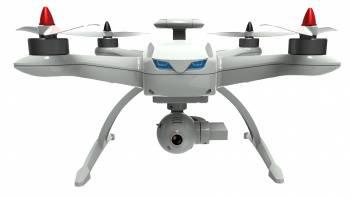 Квадрокоптер AOSENMA CG035 FPV белый