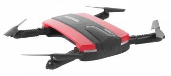 Квадрокоптер JXD Tracker черный/красный