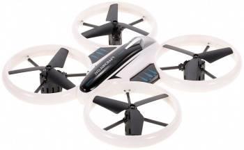 Квадрокоптер JXD Biger Neon Drone белый/черный