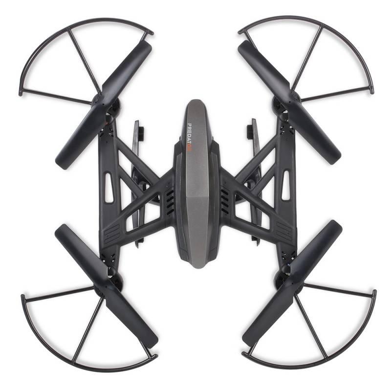 Квадрокоптер JXD Predator FPV черный - фото 5