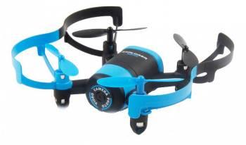 Квадрокоптер JXD Elfin FPV черный/синий
